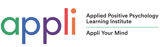APPLI – Applied Positive Psychology Learning Institute